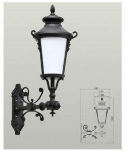 Настінний світильник  RHS14333