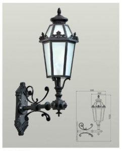 Настінний світильник  RHS14338