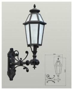 Настінний світильник  RHS14339
