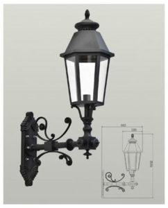 Настінний світильник  RHS14340