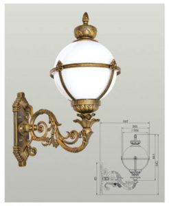 Настінний світильник  RHS14342