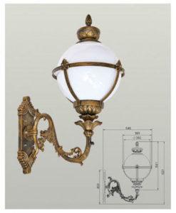 Настінний світильник  RHS14343