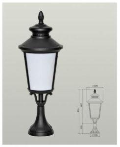 Парковий світильник RHS14348
