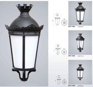 Парковий світильник RHT13282-284