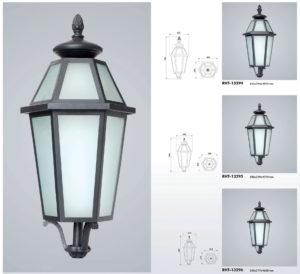 Парковий світильник RHT13294-296