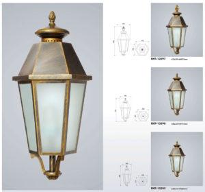 Парковий світильник RHT13297-299