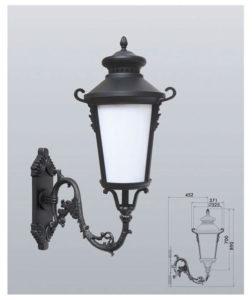 Настінний світильник RHT13305