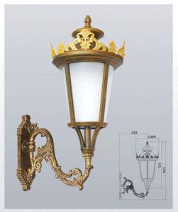 Настінний світильник RHT13307
