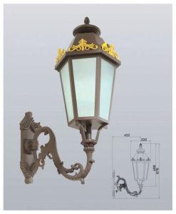 Настінний світильник RHT13309