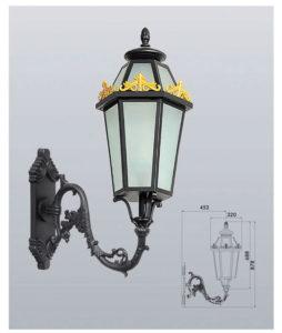 Настінний світильник RHT13310