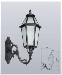 Настінний світильник RHT13311