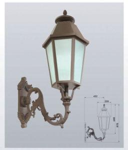 Настінний світильник RHT13312
