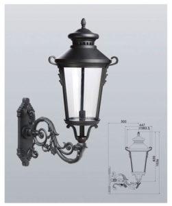 Настінний світильник RHT13313