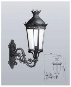 Настінний світильник RHT13314