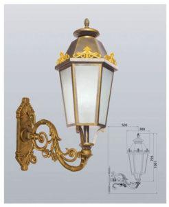 Настінний світильник RHT13317