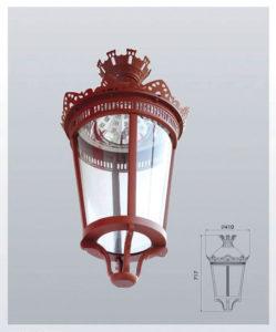 Парковий світильник  RHT13352