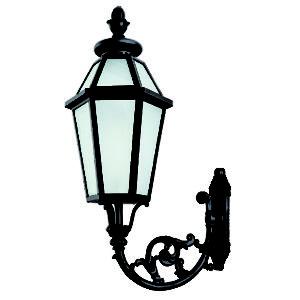Настінні садово-паркові світильники